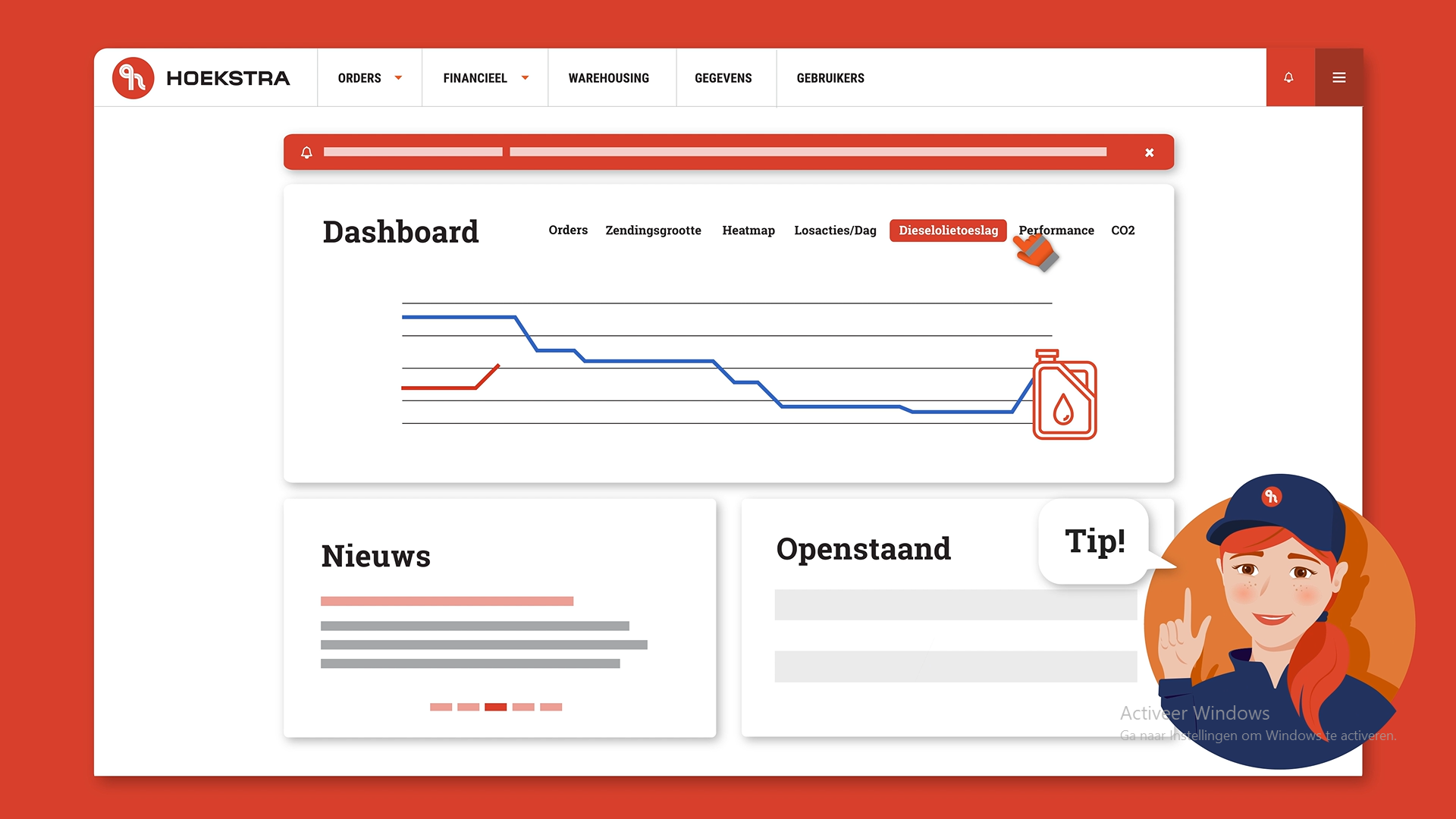 MijnHoekstra 2.0 - Ons nieuwe klantenportaal!