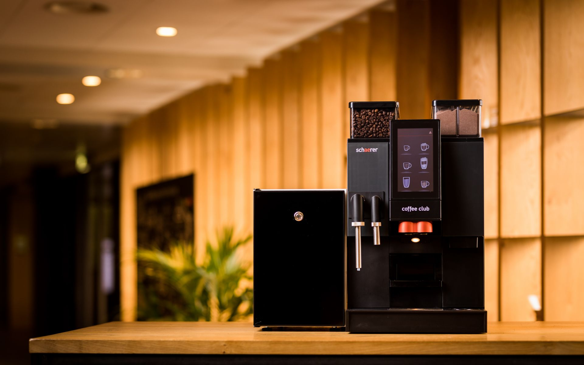 Schaerer - Coffee Club